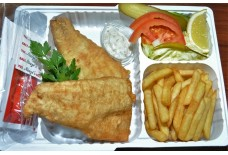 "Taze ""Fish & Chips"""
